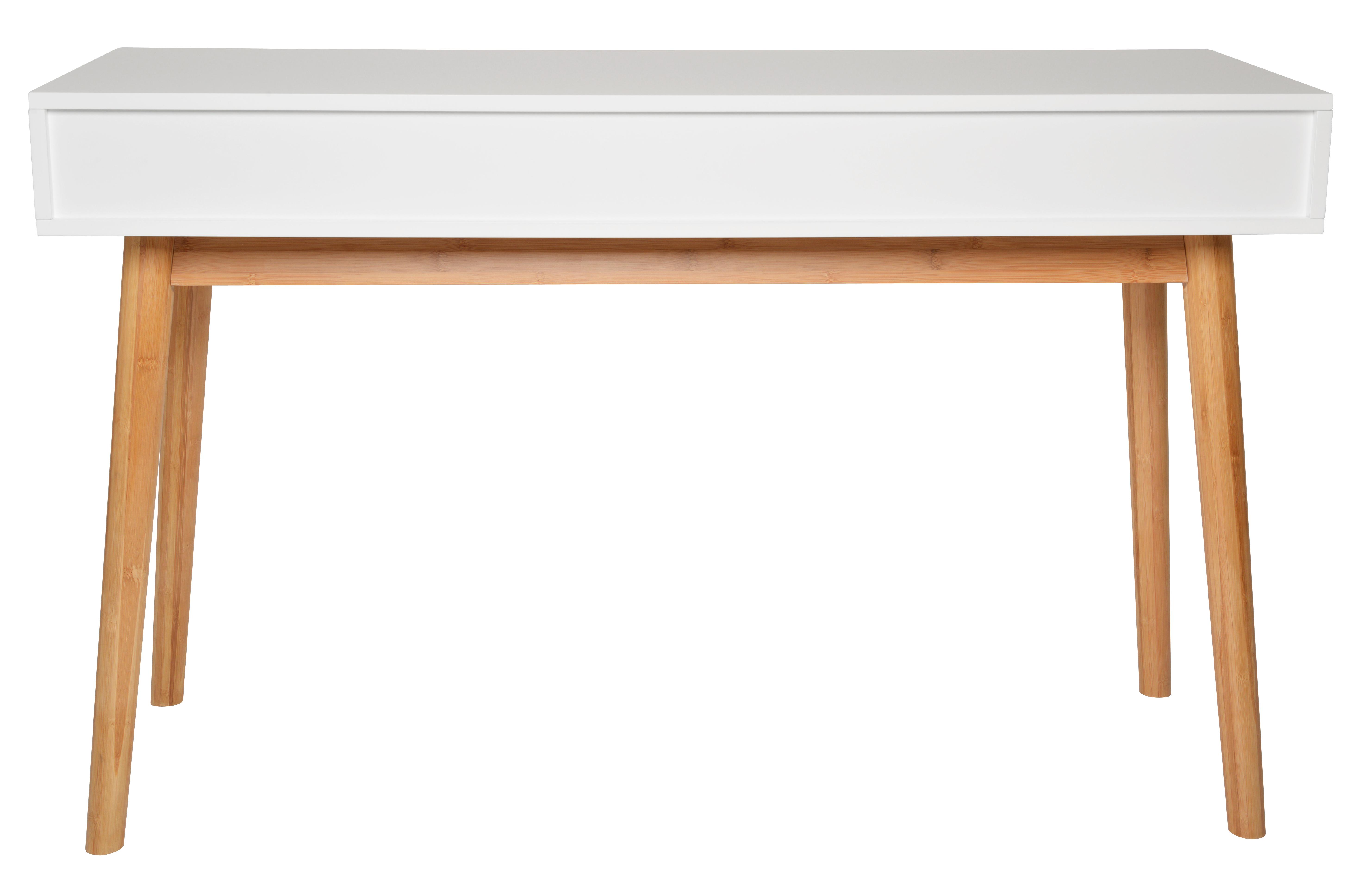 Bureau Oaky - Grijs/Wit - MDF - Le Studio