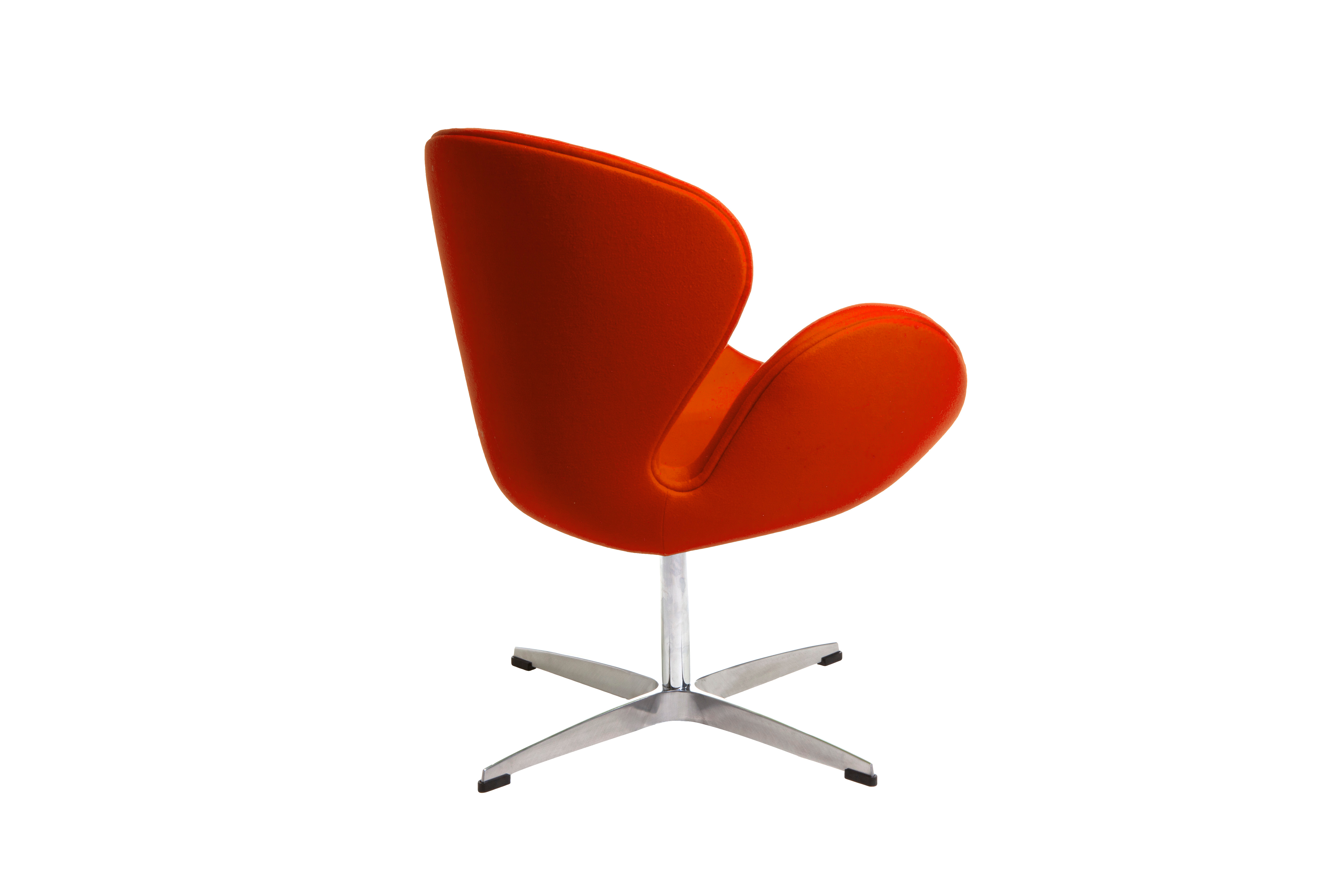 Fauteuil Herlev - Oranje