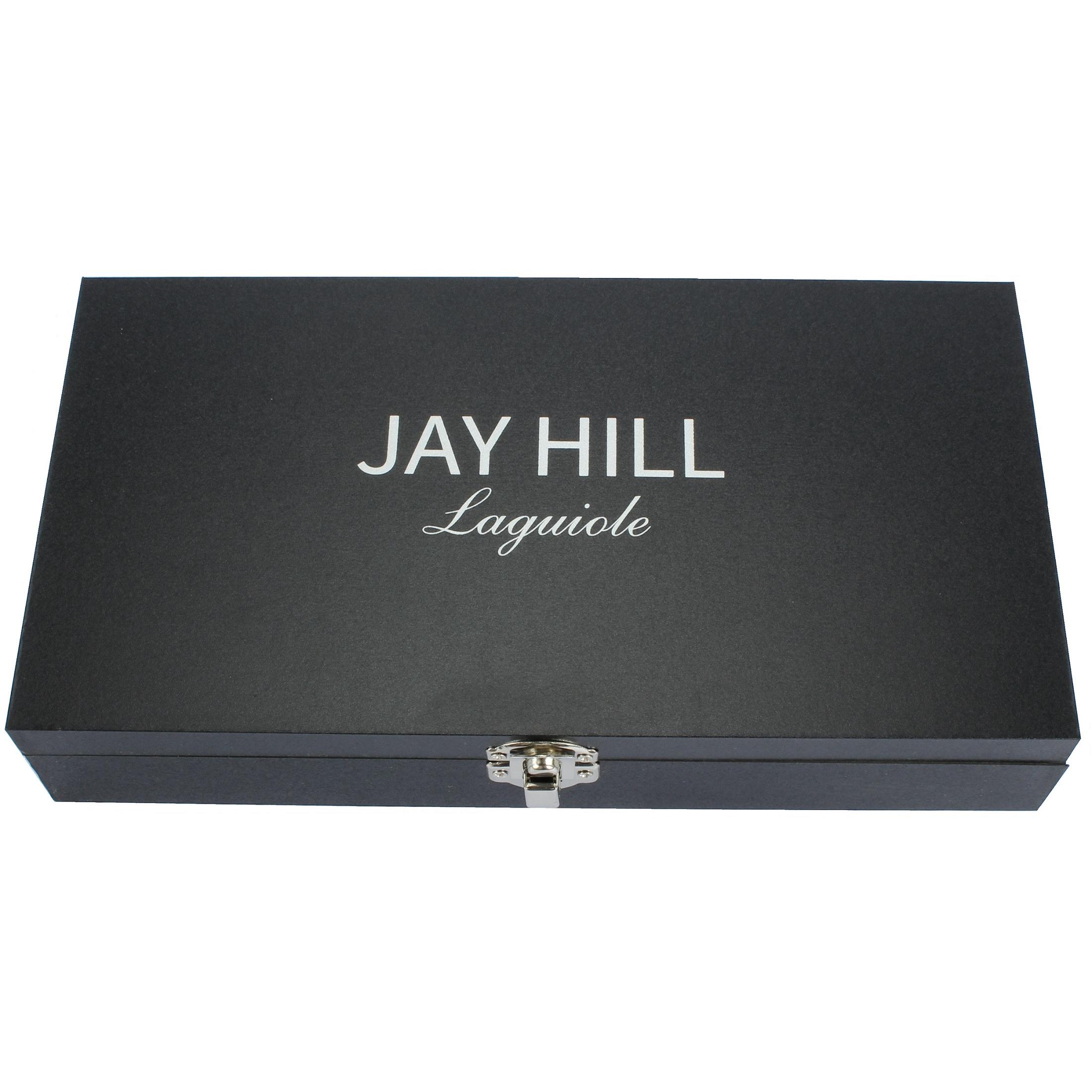 Steakmessen Laguiole - Jay Hill