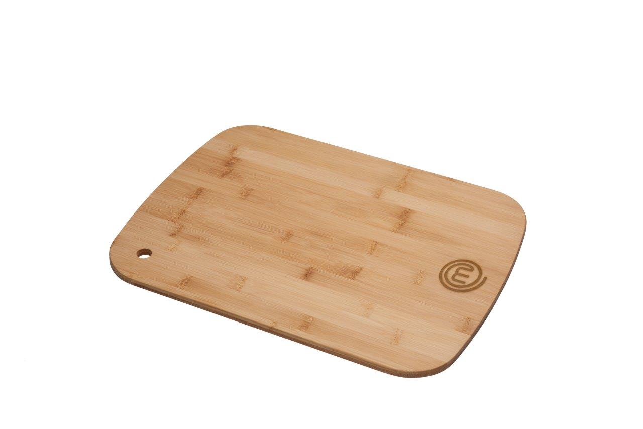 MasterChef Large Bamboo Wood Cutting Board