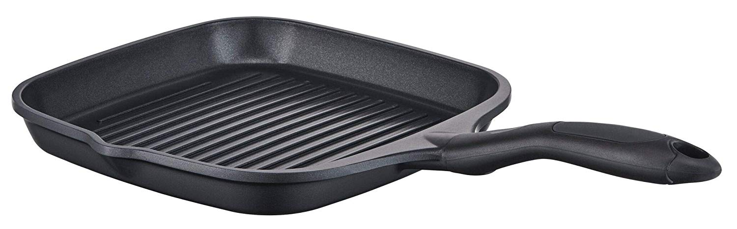 MasterChef Cast Aluminium Grillpan 24 cm