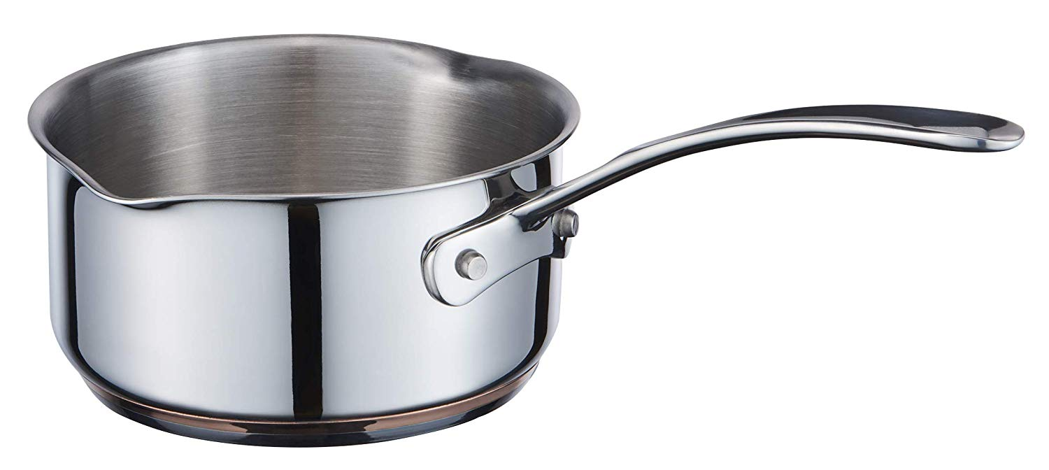 MasterChef Copperline Milk Pan 14 cm