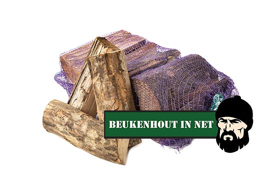 Beukenhout in netten | Maxhout.nl
