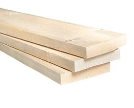Gedroogd steigerhout