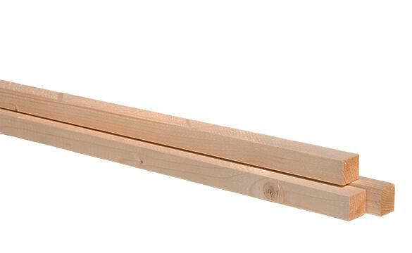 Steigerhouten balkjes 3x3 | Steigerplank.com