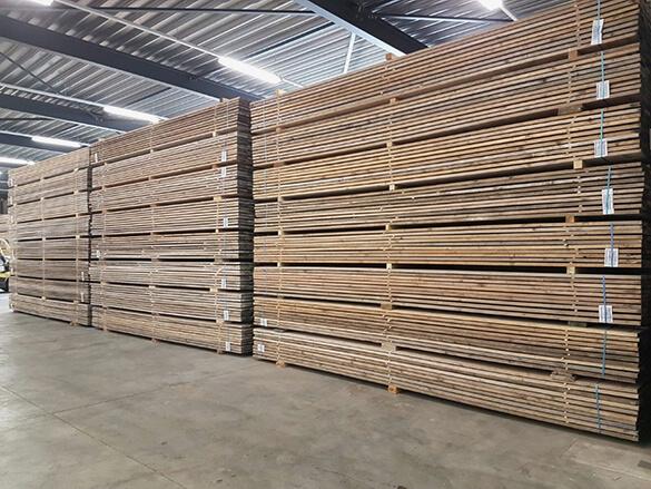 Pakket gebruikt steigerhout | Steigerplank.com