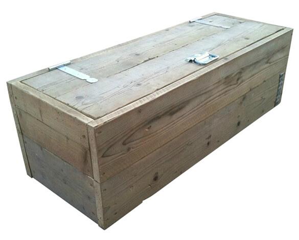 Steigerhouten kist | Steigerplank.com