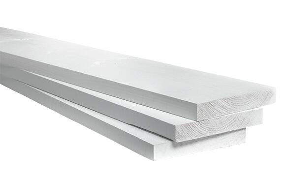 Witte steigerplanken | Steigerplank.com