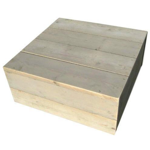 Lage tafel | Bouwpakket | Steigerplank.com