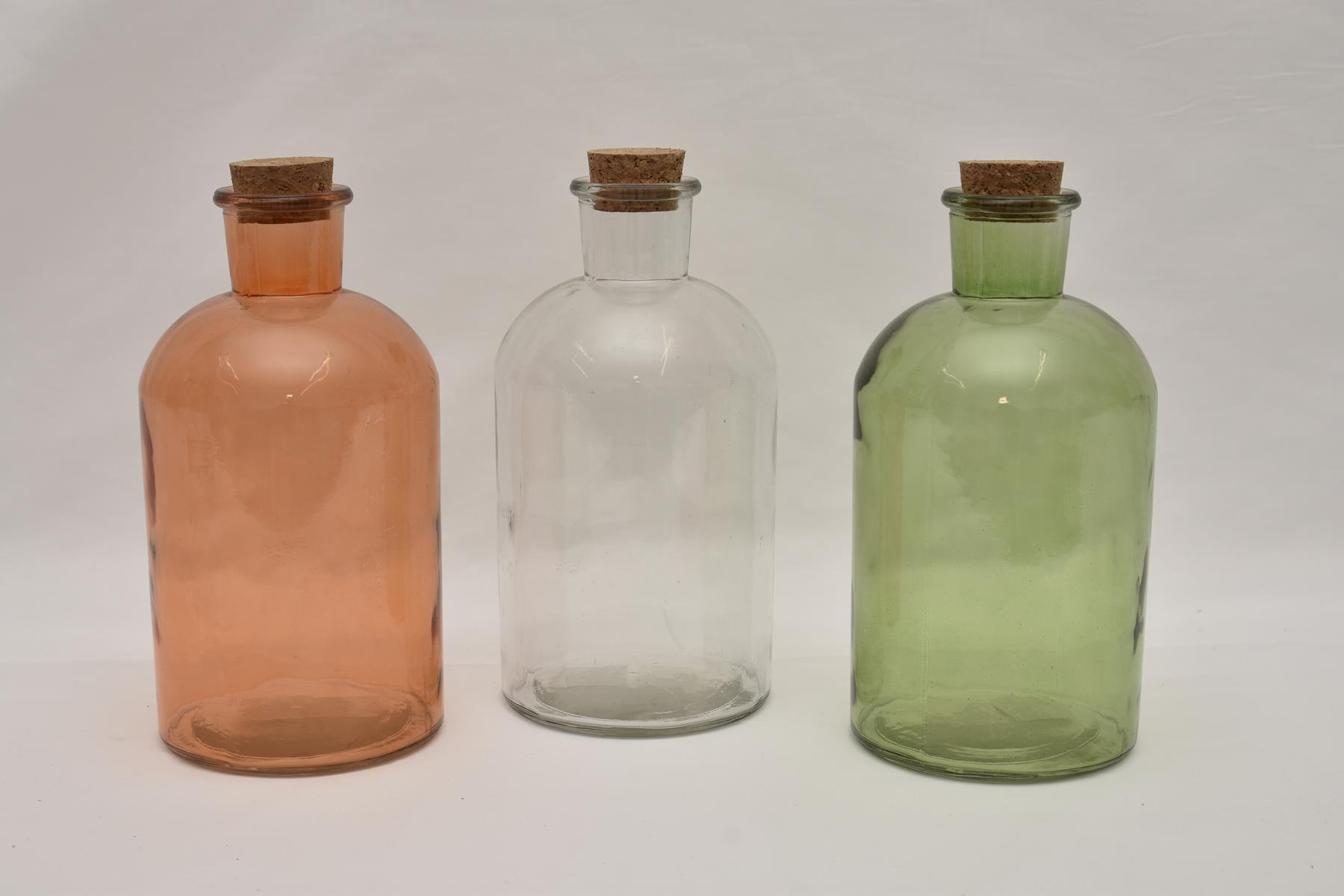 Glazen flessen groothandel