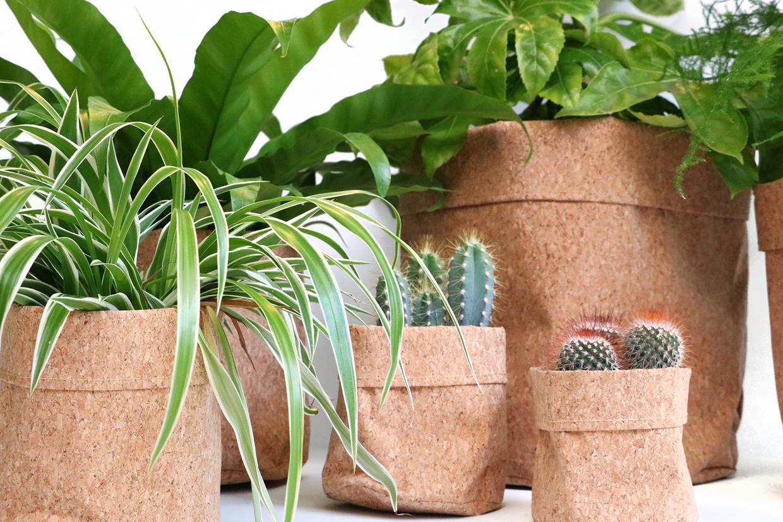 Plant- en opbergzakken