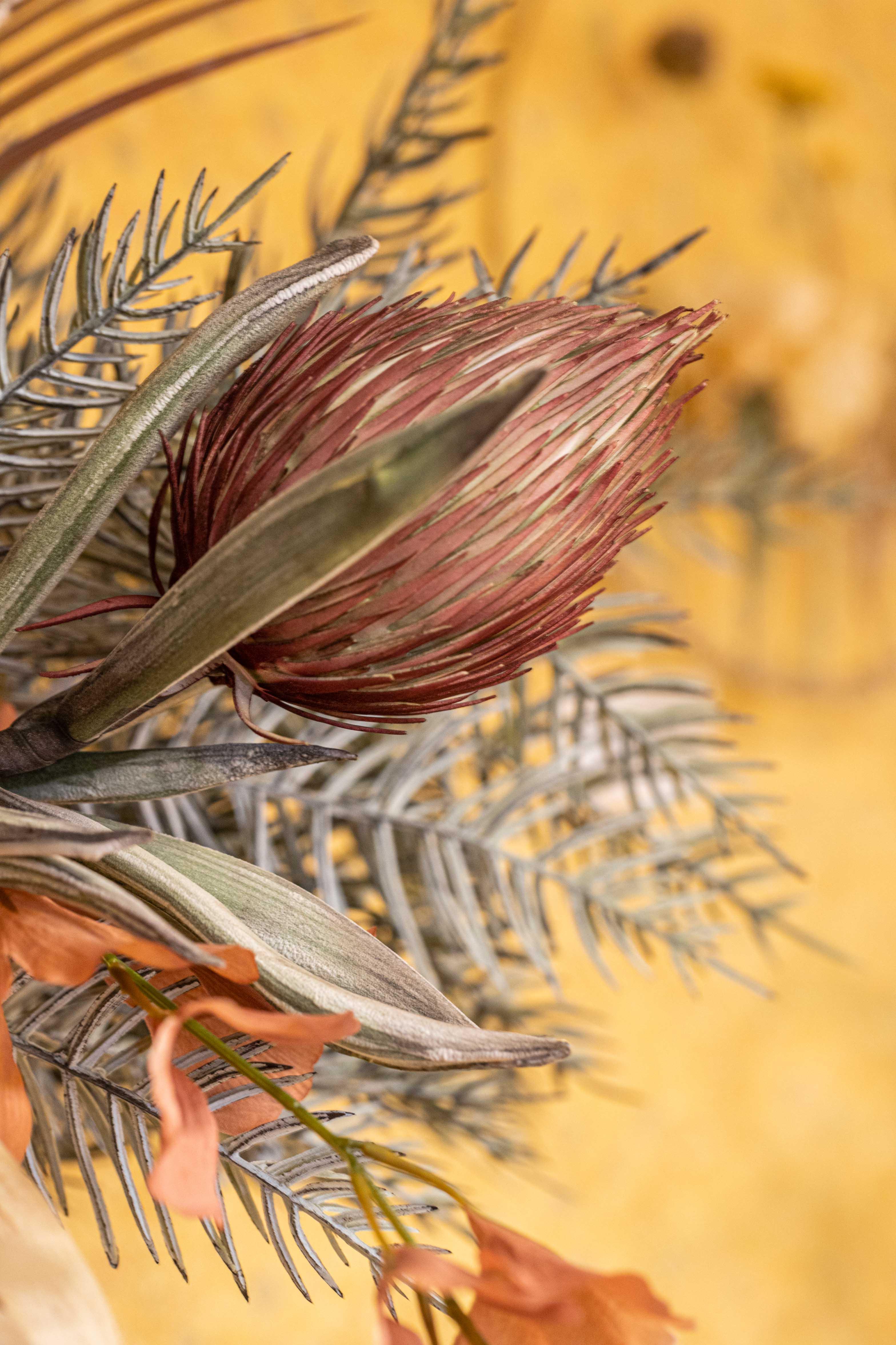 Kunstbloemen en planten