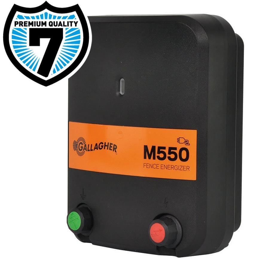 Gallagher-M550-garantie