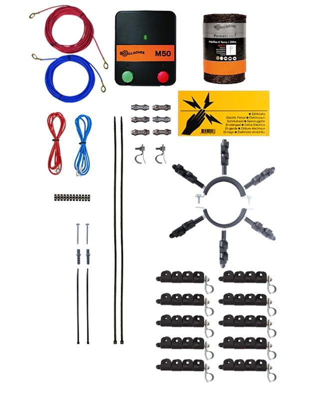 Gallagher marter kit