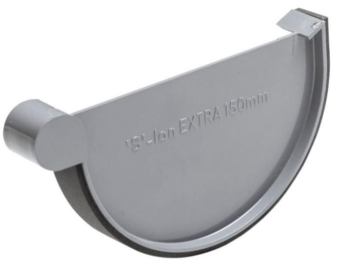 s-lon-pvc-eindstuk-rechts-klem-grijs-150mm