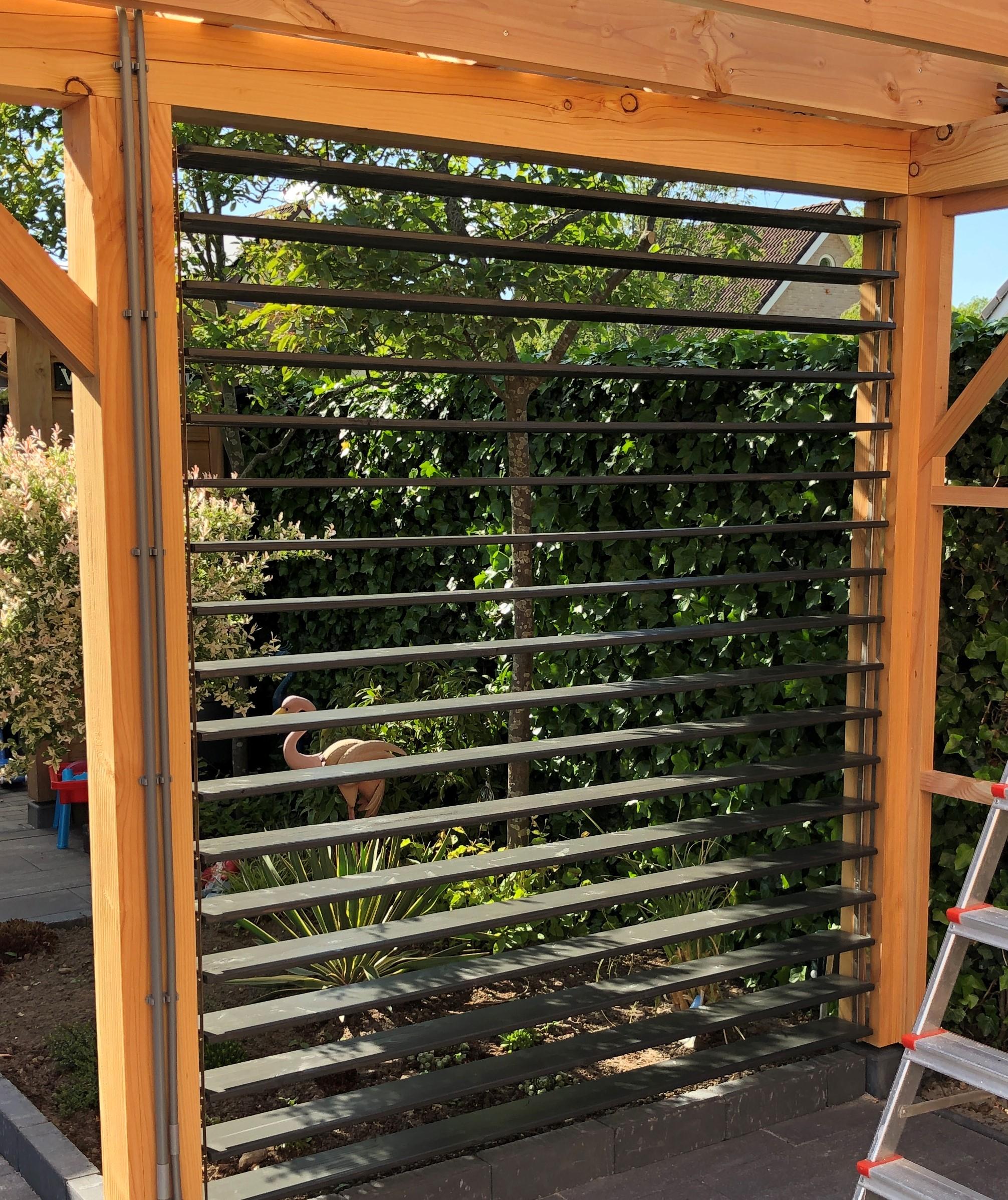 Creëer de mooiste ruimtes met een Flex Fence