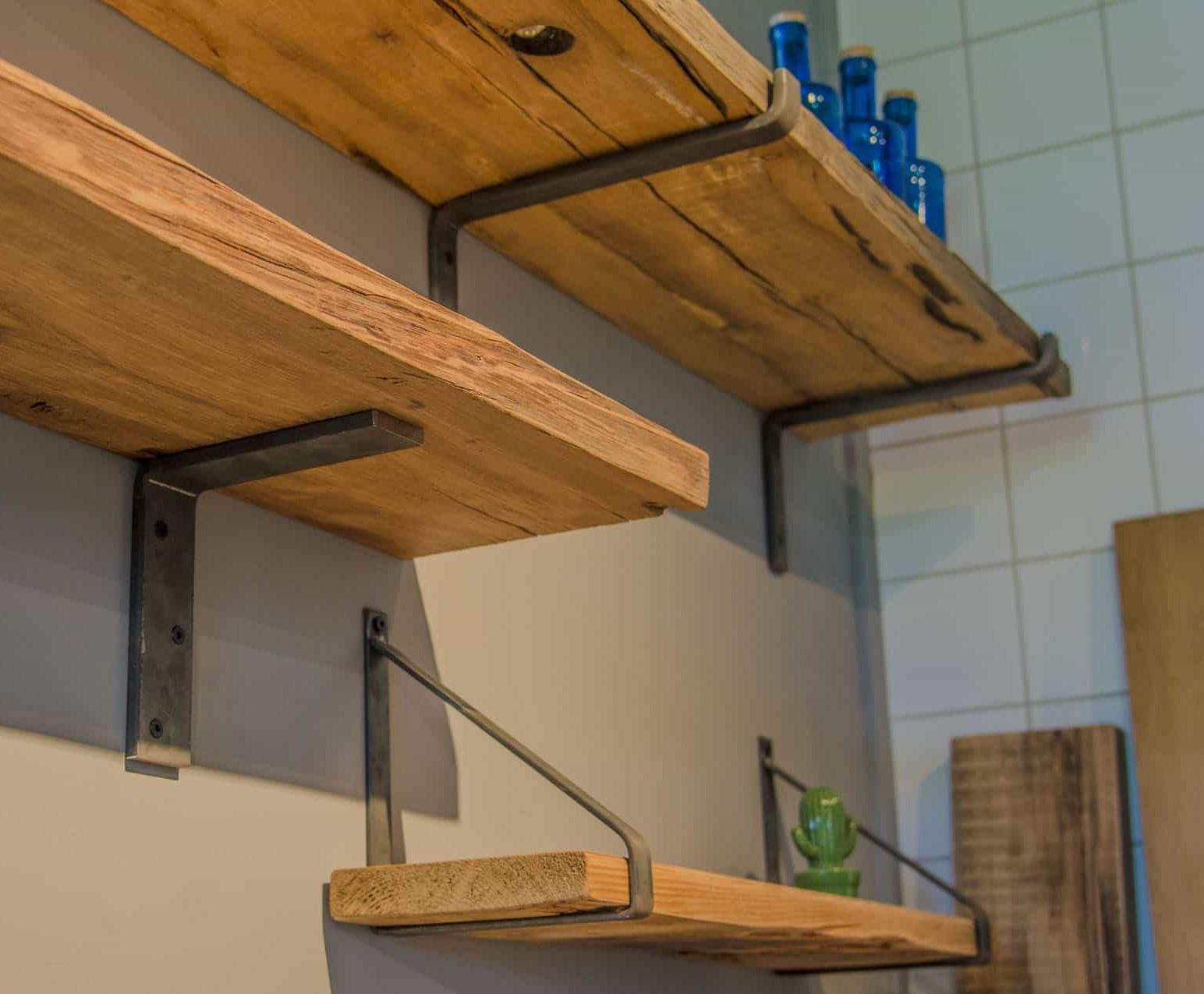 Plankdrager industrieel - Tijdloos stijlvol