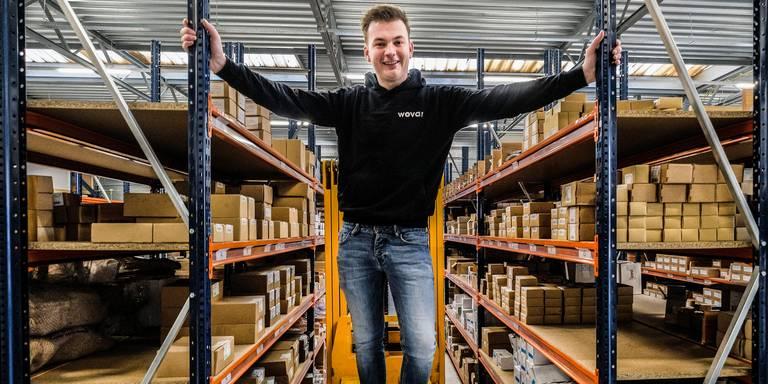 Interview met mijn schroevenhandel in Dagblad van het Noorden
