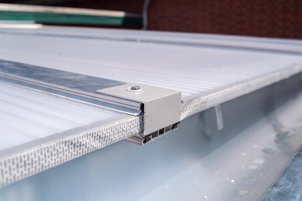 Welche Schrauben eignen sich für die Montage von Aluminium?