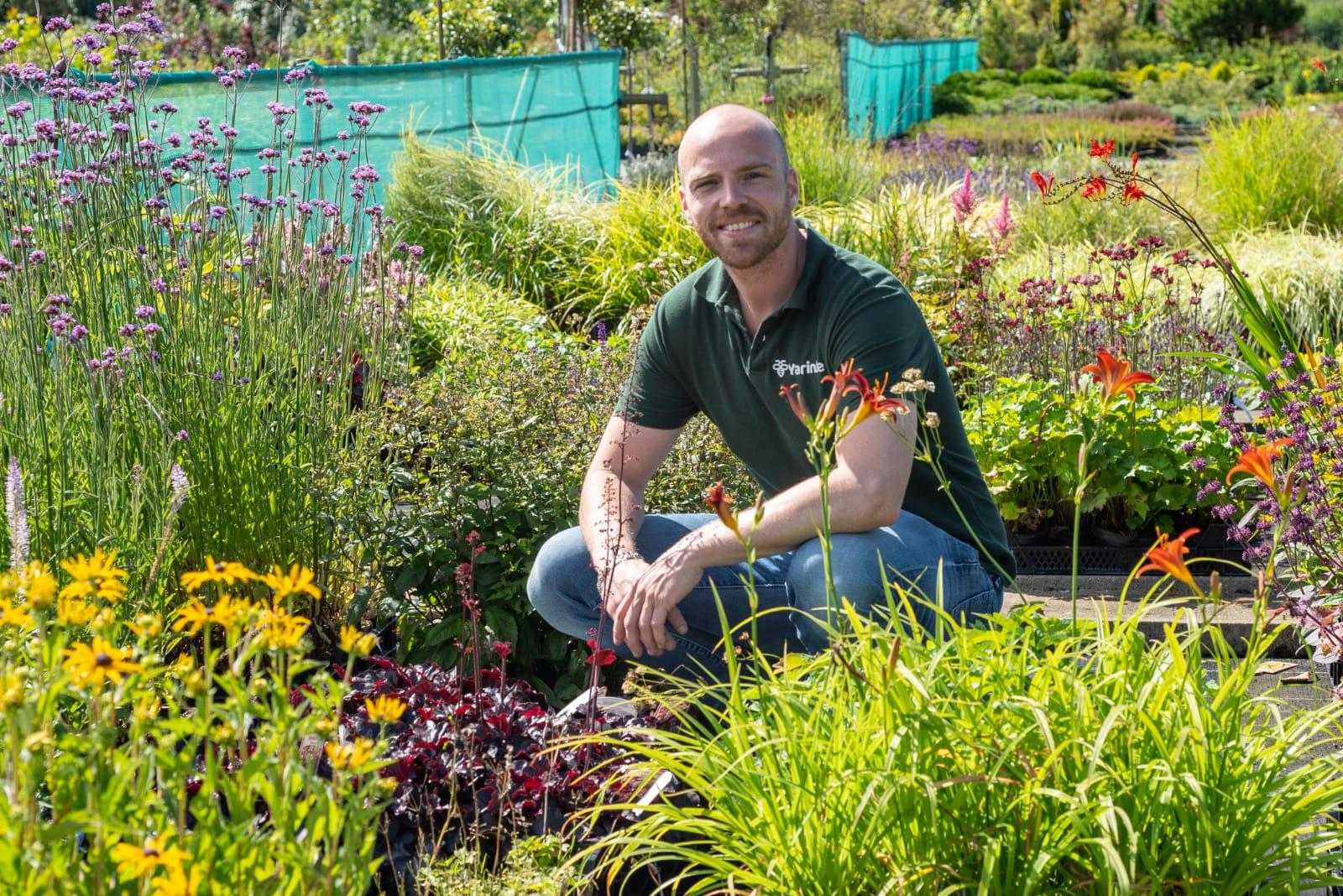 Even voorstellen tuinplanten borderpakketten