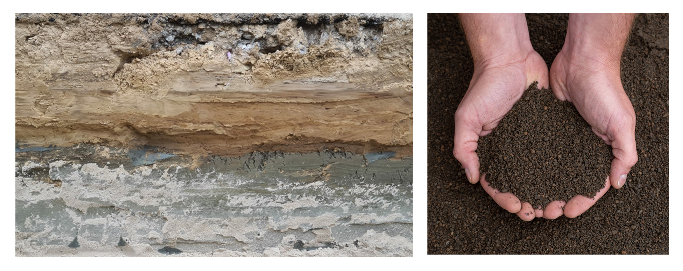 het verbeteren van de grond