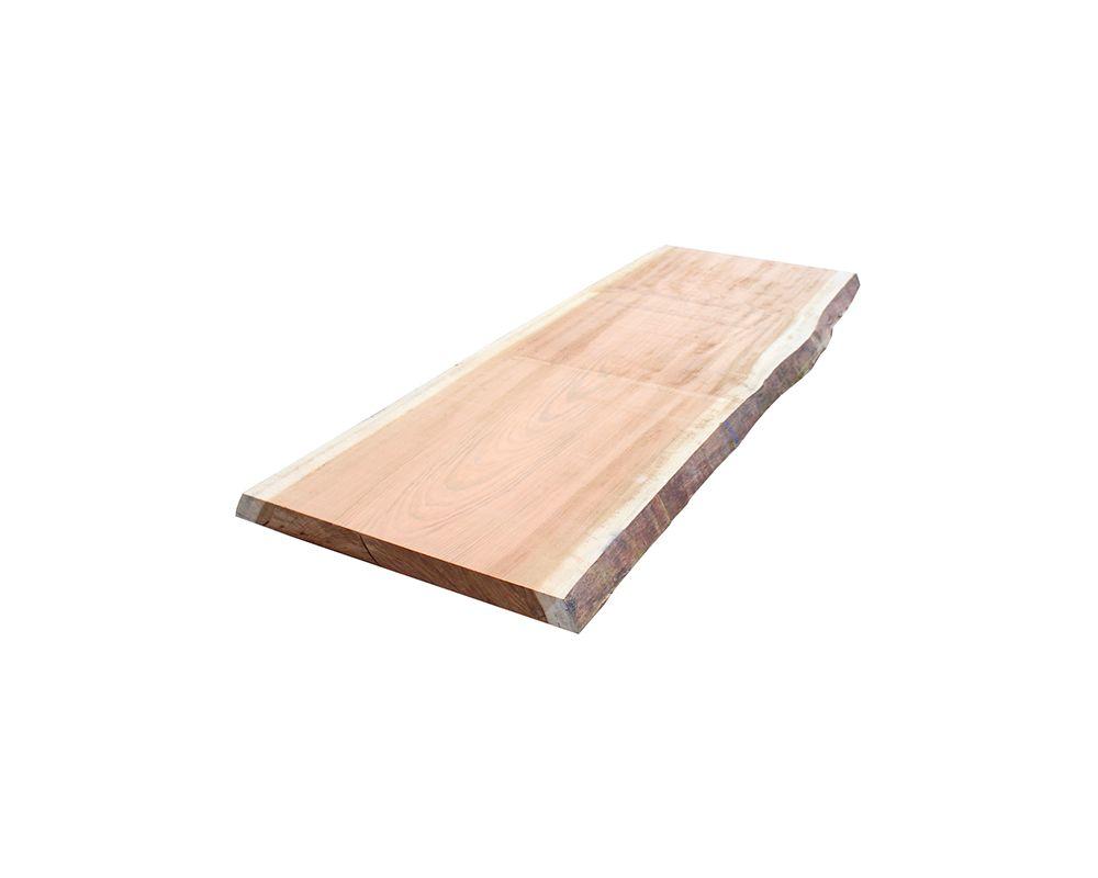 goedkope boomstam tafelblad hardhout 80 mm dik en 300 cm lang. Black Bedroom Furniture Sets. Home Design Ideas