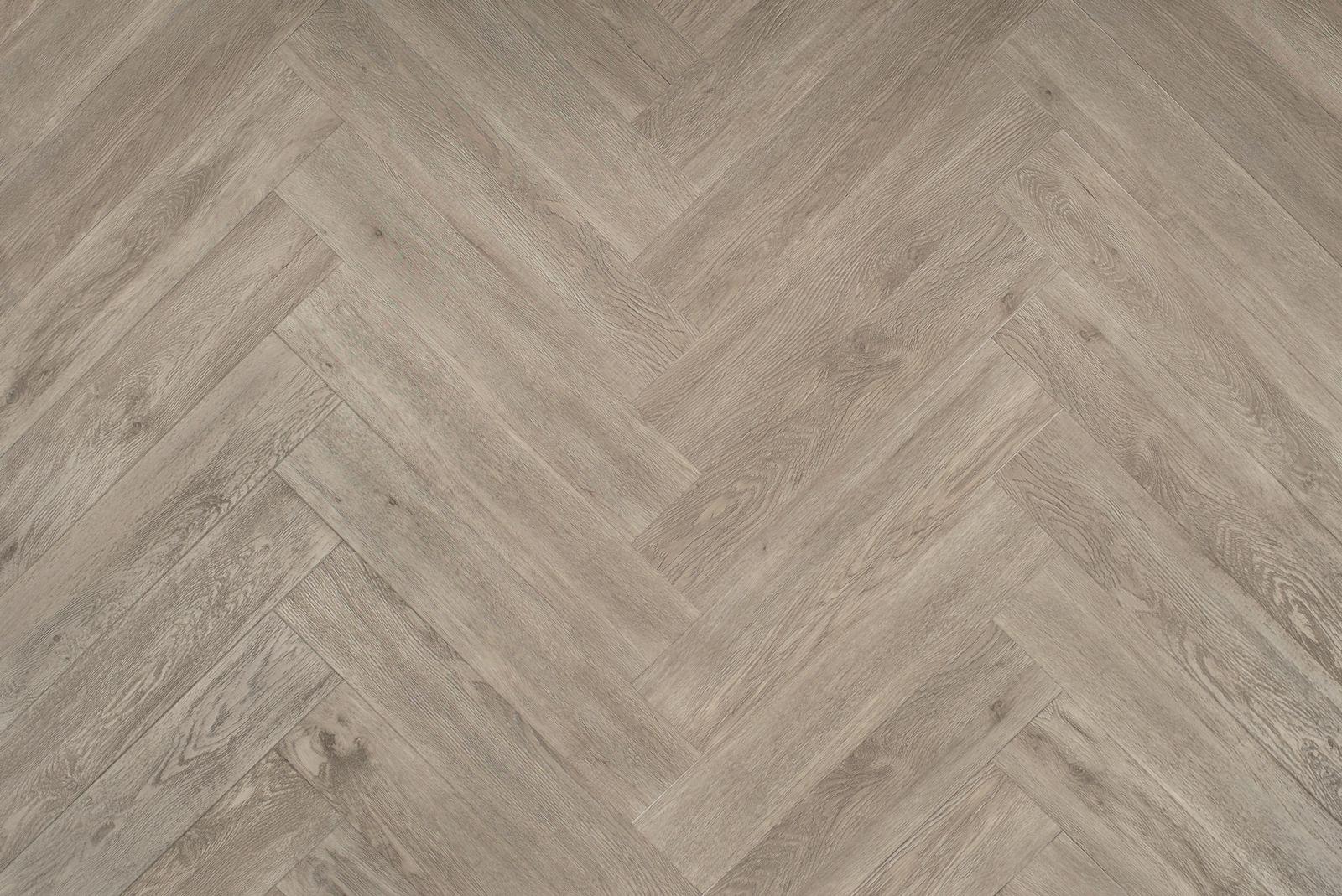 Pvc Visgraat Vloer : Floer visgraat pvc verlijmd vloer stroken eiken grijs wit bruin