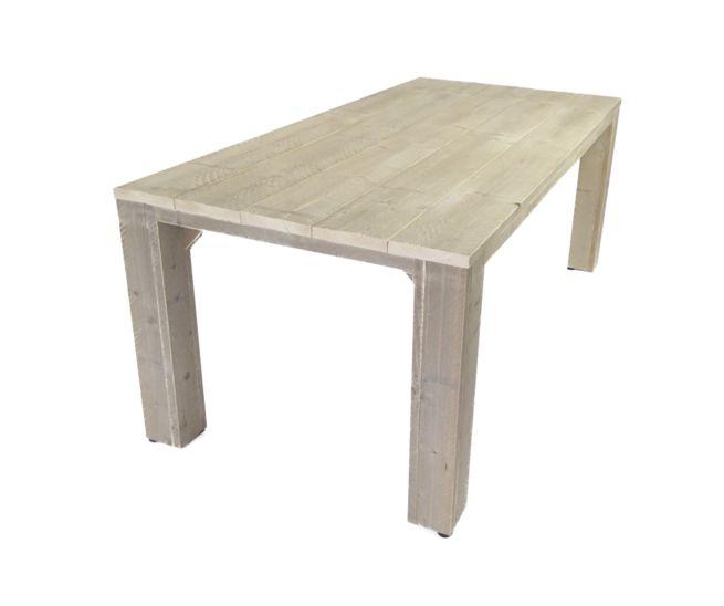 Tuintafel Aluminium Hout.Houten Tuintafels Hardhout Eettafel Tot Steigerhout Tafel