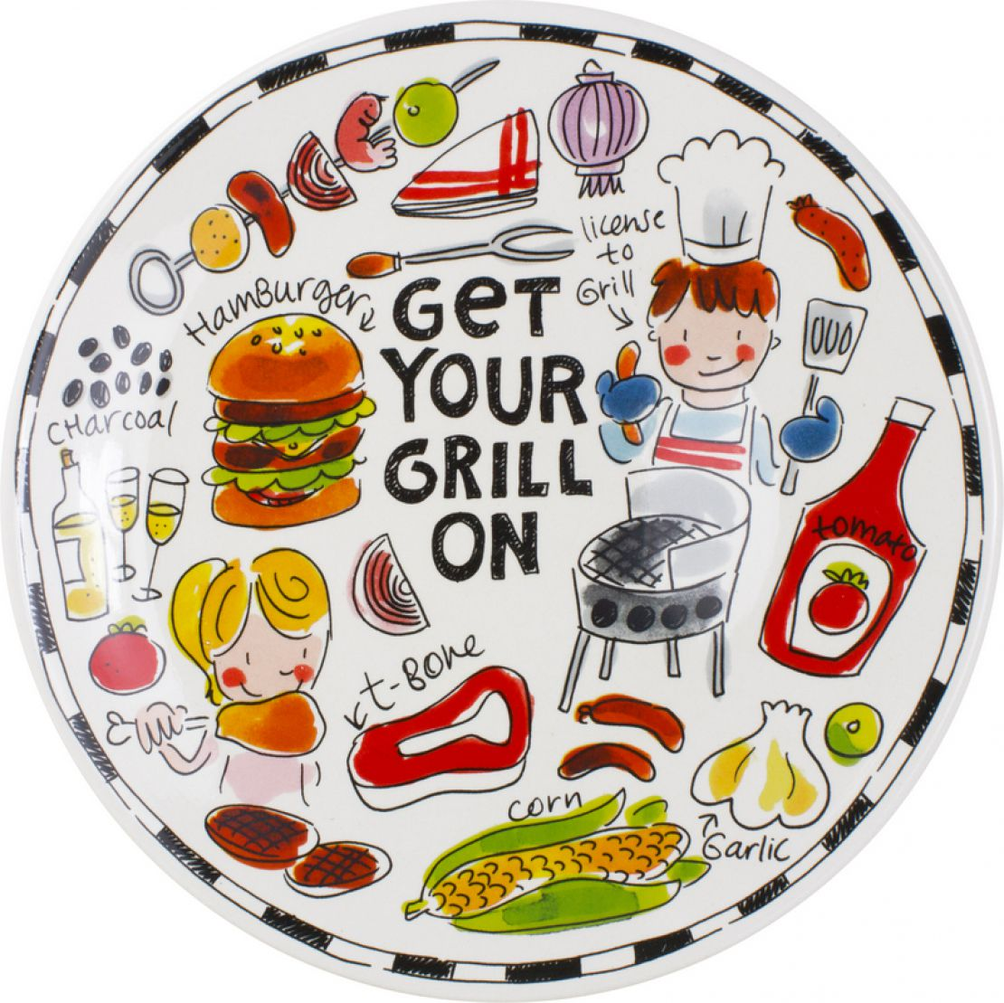 Get Your Grill On ~ Kerstpakket get your grill on
