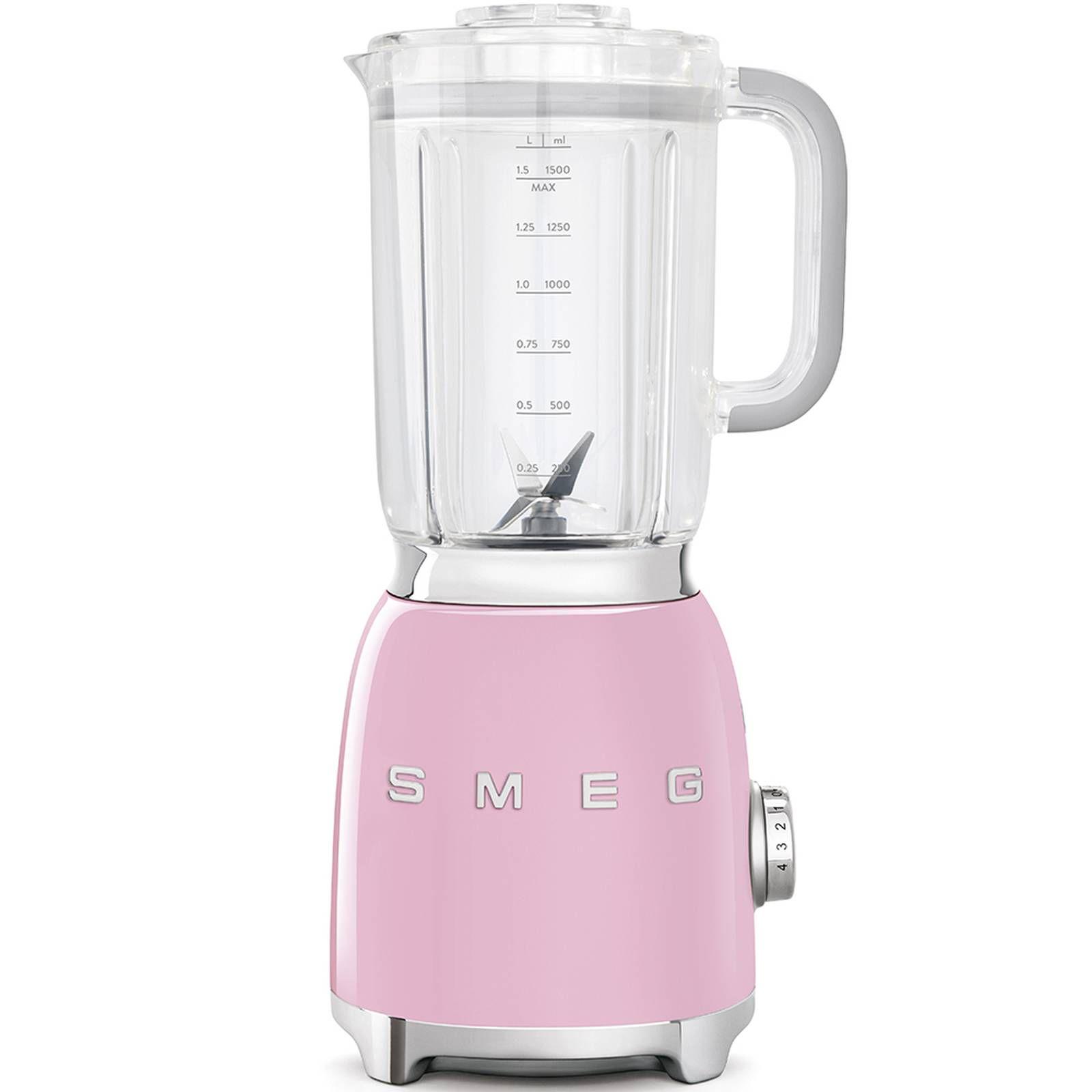 SMEG Standmixer Cadillac Pink BLF01PKEU? Cookinglife