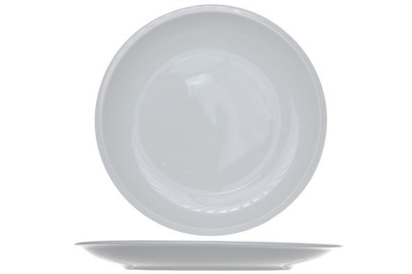 plat bord pleasure white set 6
