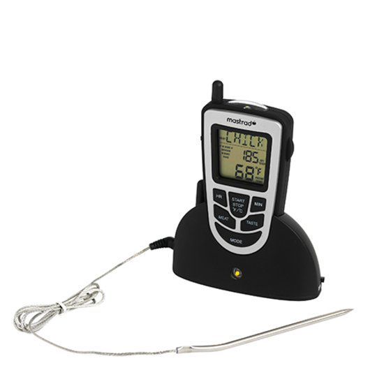 Mastrad Voedselthermometer - Digitaal/Wireless