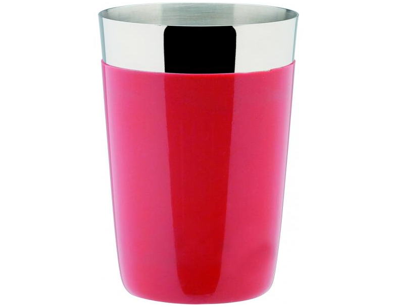 Boston Shaker 0.5 Liter Rood