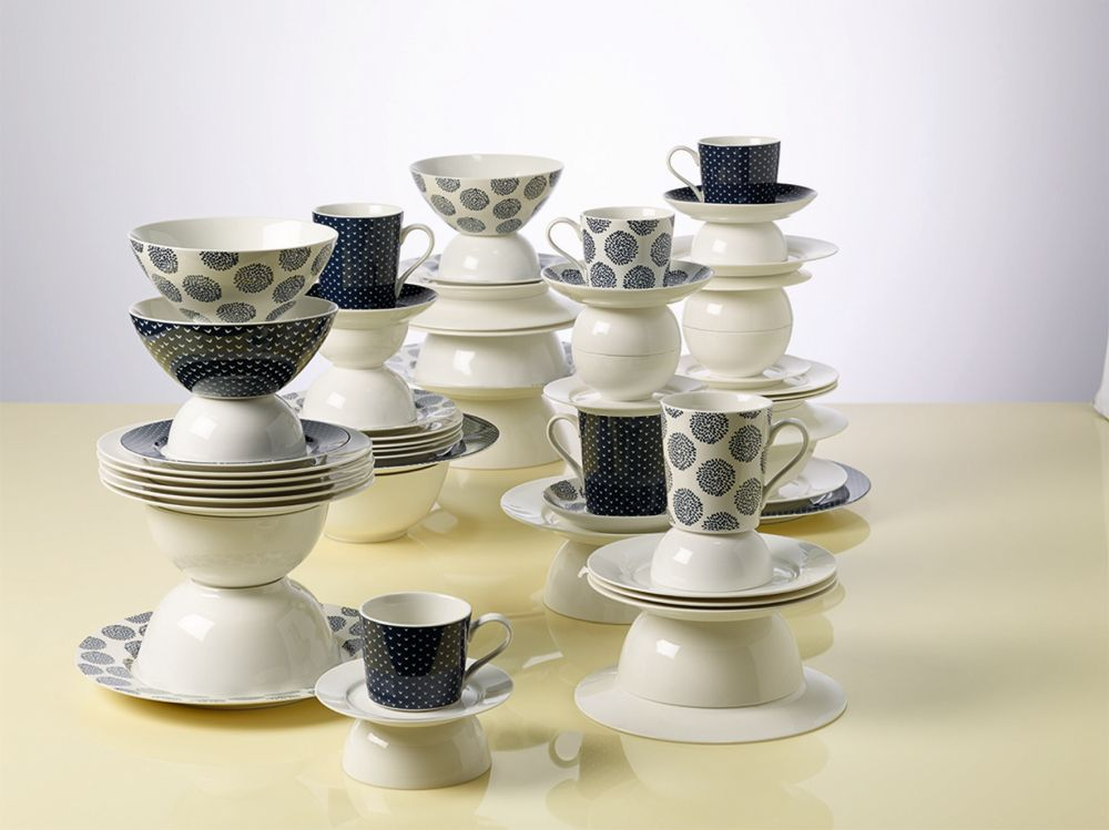 maxwell williams mok bloemen indigo online cookinglife. Black Bedroom Furniture Sets. Home Design Ideas