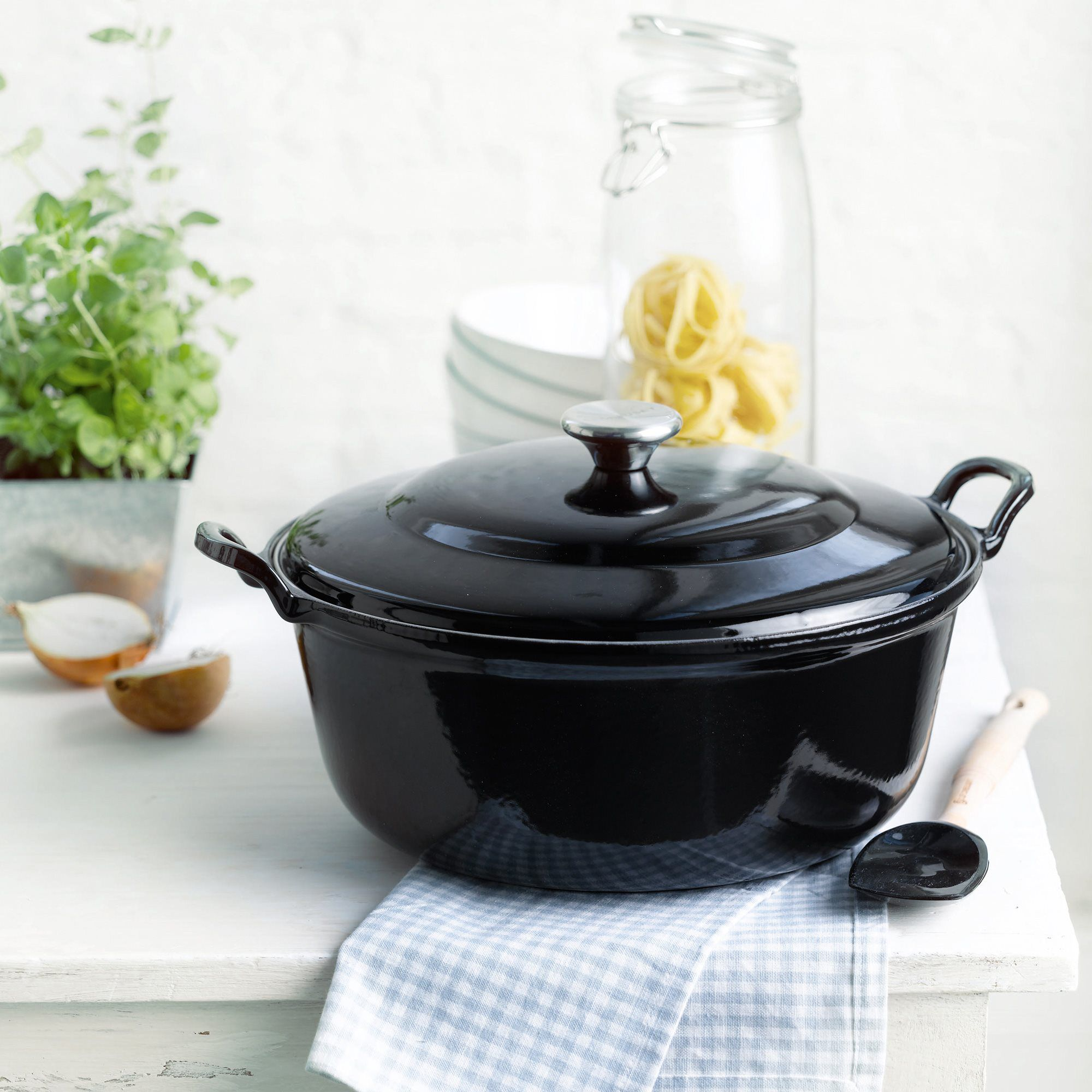 le creuset braadpan faitout 24 cm online kopen cookinglife. Black Bedroom Furniture Sets. Home Design Ideas
