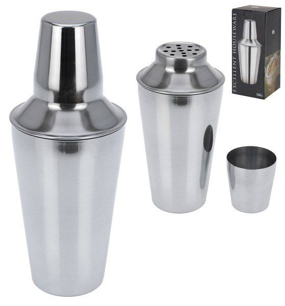 EH Cocktail Shaker RVS 0.5 Liter
