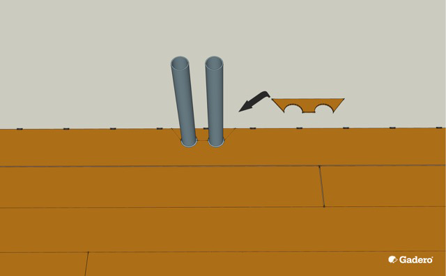 Laminaat Leggen Ondervloer : Zelf laminaat vloer leggen leginstructies tips materiaal bereken