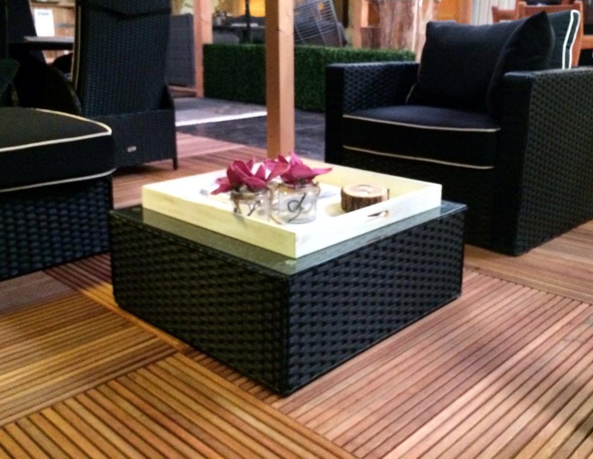 Houten Tegels Tuin : Zelf houten tuintegels leggen houten terrastegels leggen tips
