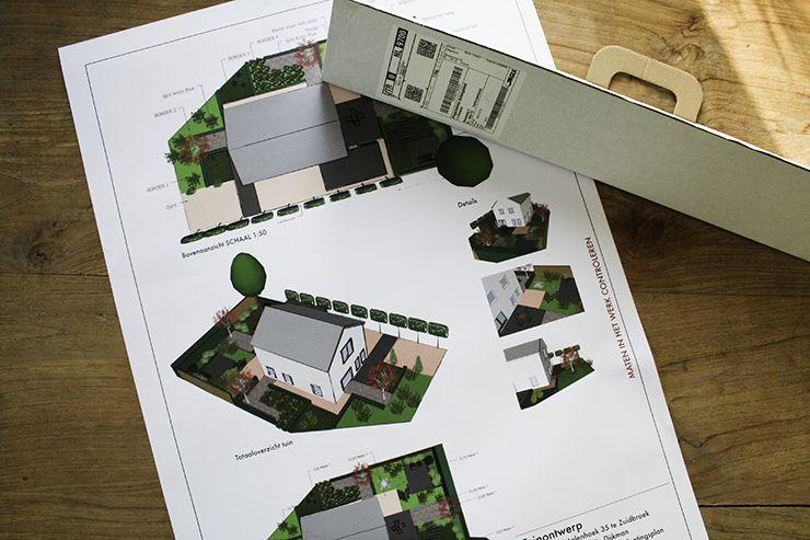 Maatwerk 3d tuinontwerp laten maken door tuinarchitect for 3d tuinarchitect