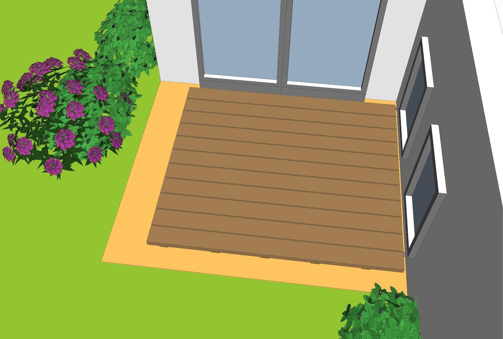 Houten terras aanleggen tips