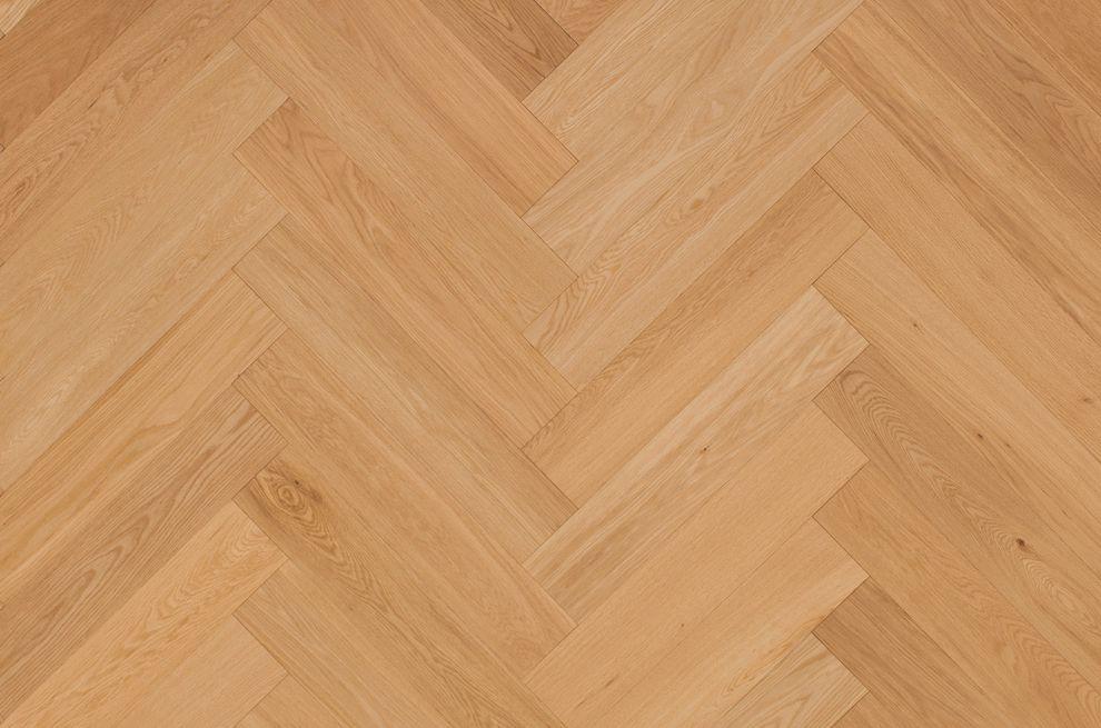 Visgraat parket vloeren eiken houten duoplank patroon vloer