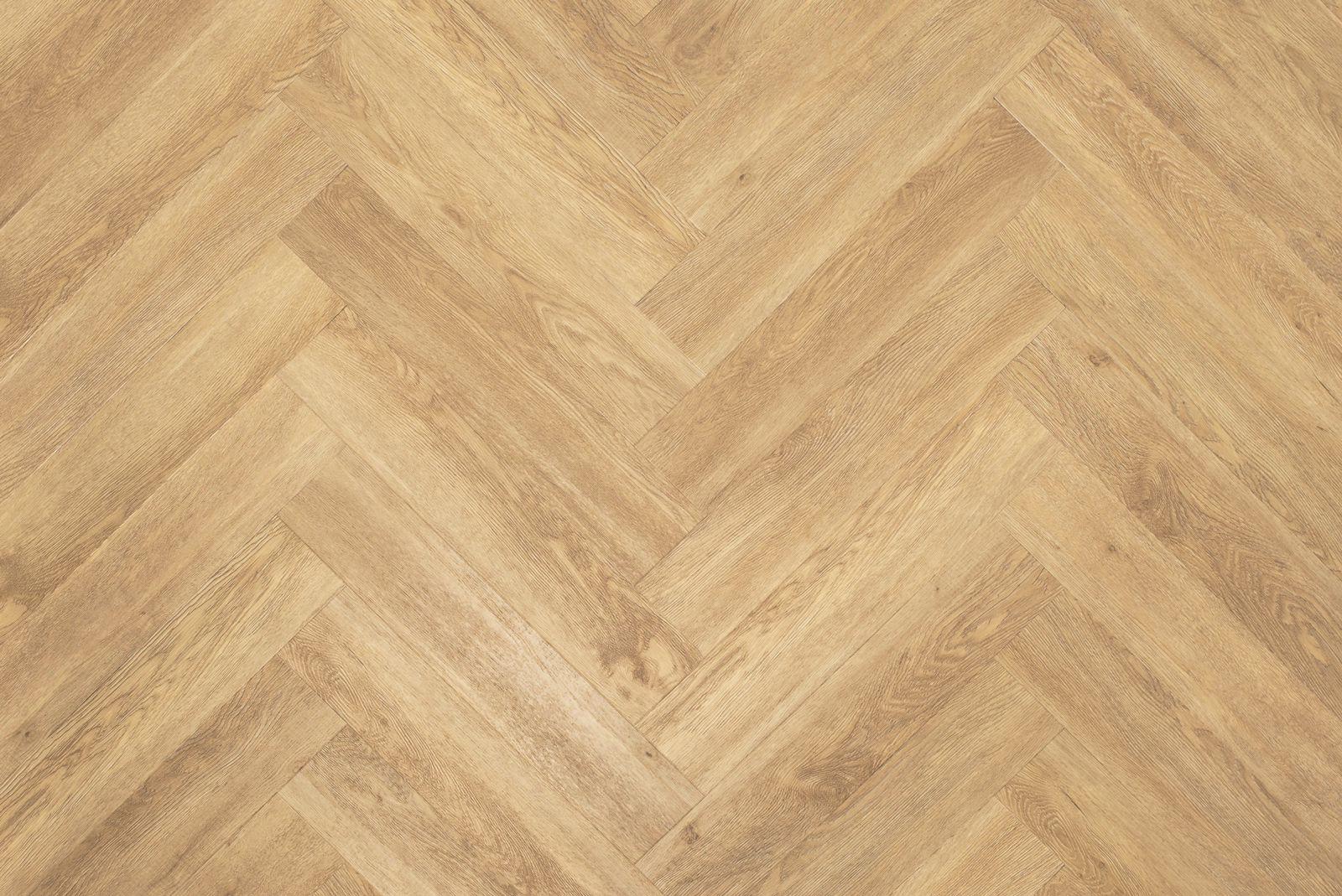 Een eiken houten vloer in de natuur zeep