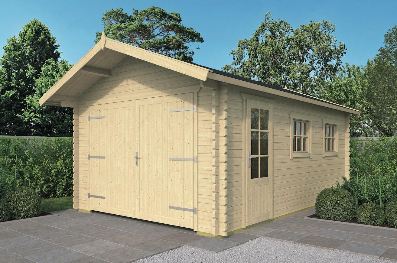 Houten Garage Kopen : Houten garage kopen goedkope garages van hout