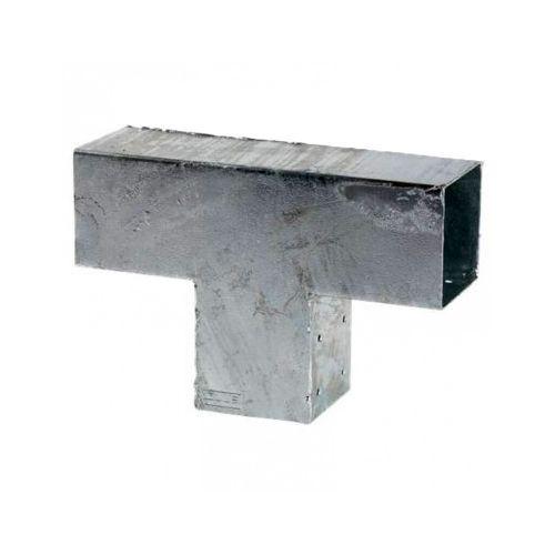 Berühmt Holzverbinder Pergola T-Form für 3 x Balken 9 x 9 cm ZM74