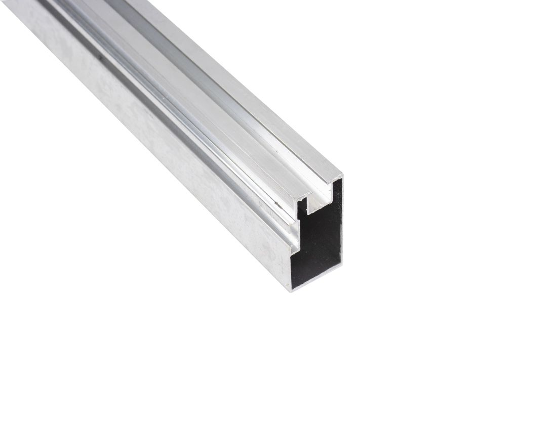 Aluminium 60//40 Unterkonstruktion 2 Meter Aluminium 60//40 Terrassen Unterkonstruktion 2 Meter