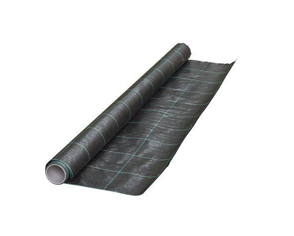 Super Anti-worteldoek Zwart Gronddoek tegen onkruid per meter GI88