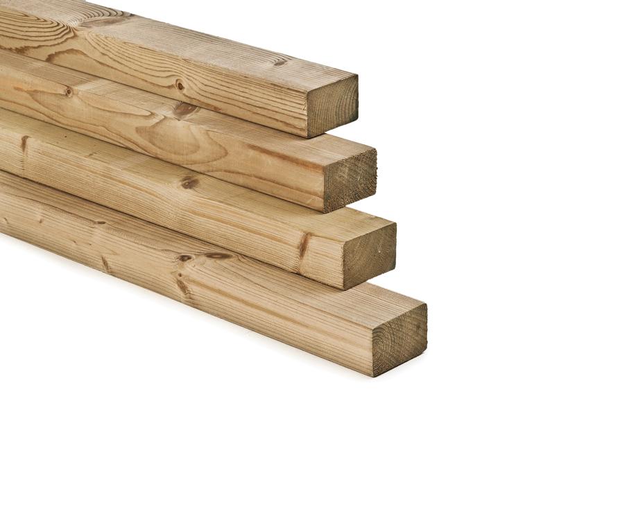 Balk grenen hout 2 8 x 3 6 x 185 cm glad geschaafd 28 x 36 mm - Opruimen houten balk ...