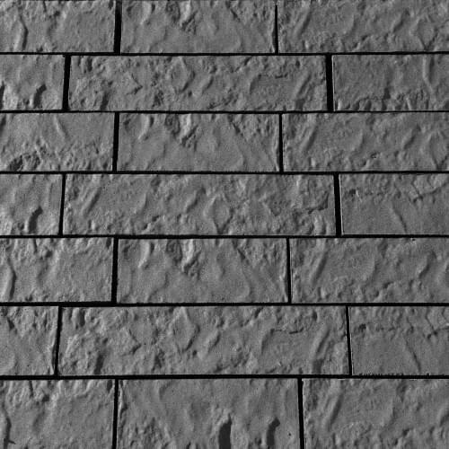 Muurelement beton geborsteld zwart stapel blokken kopen for Vijverfolie lijmen op beton