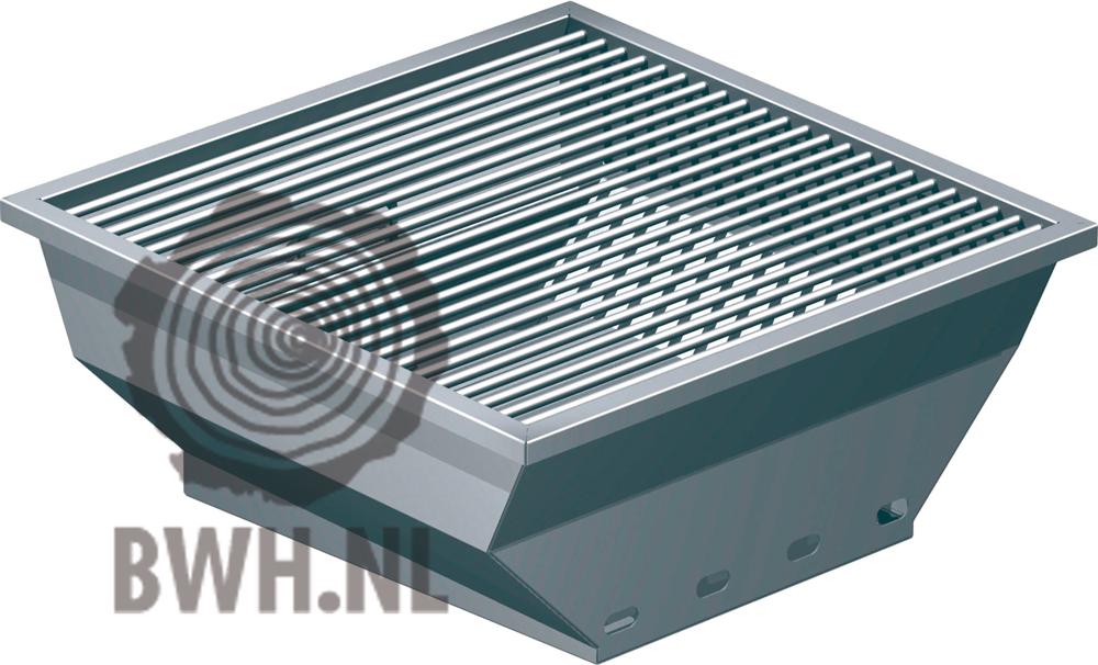 Barbecue kolen inbouwmodel voor barbecue tafels for Bbq tafel maken