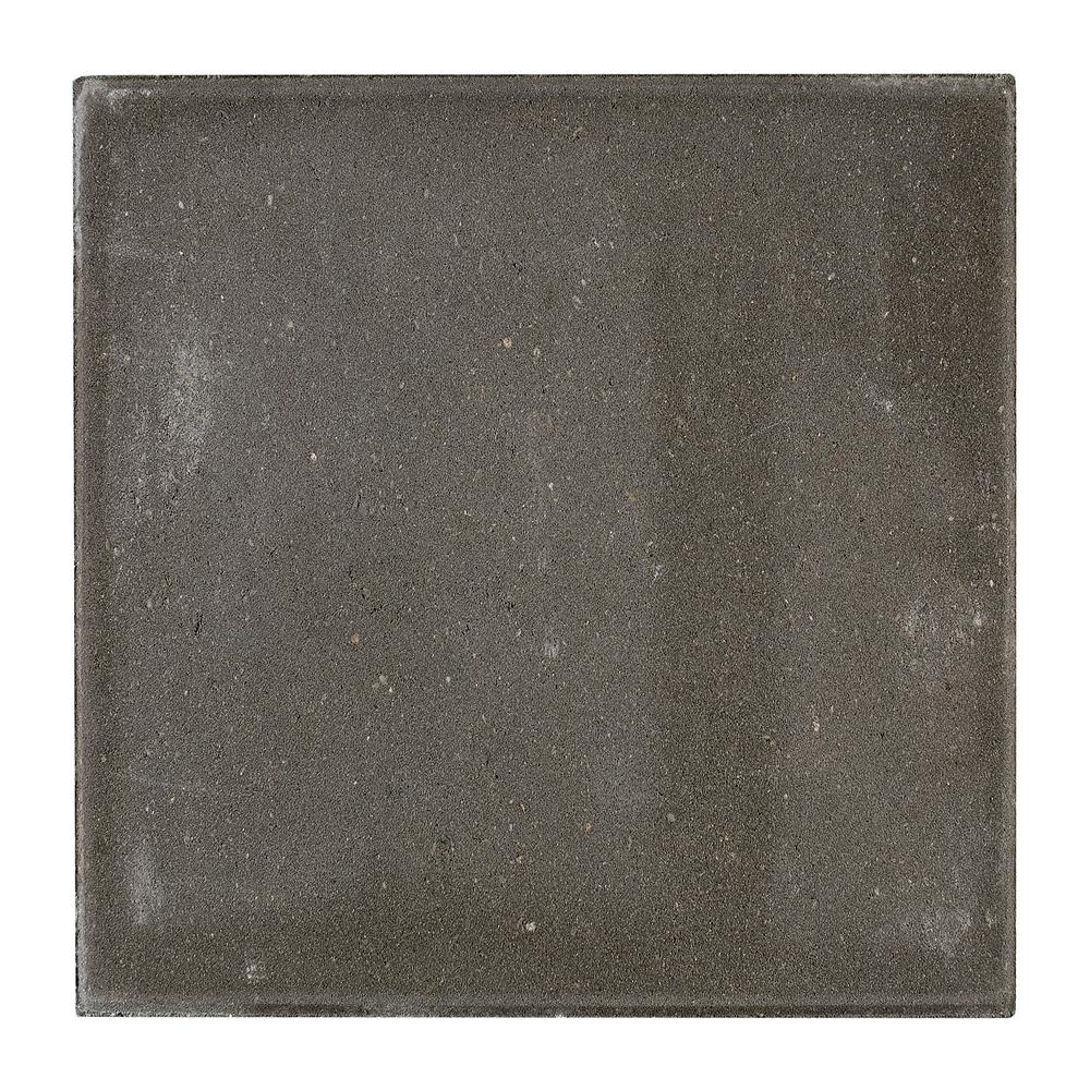 Terrastegels Beton 30x30.Beton Tegels Rood Grijs En Zwart 30 X 30 X 4 5 Per 5 4 M2